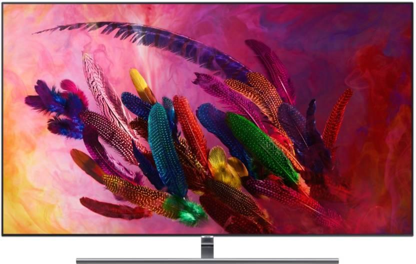 Samsung Q Series 190.5cm (75 inch) Ultra HD (4K) Curved QLED Smart TV(75Q7FN)