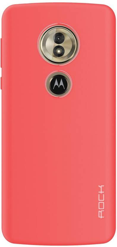 purchase cheap b7f0f 2a67d MODIK Back Cover for Motorola Moto G 6 Play Soft Silicon Smooth ...