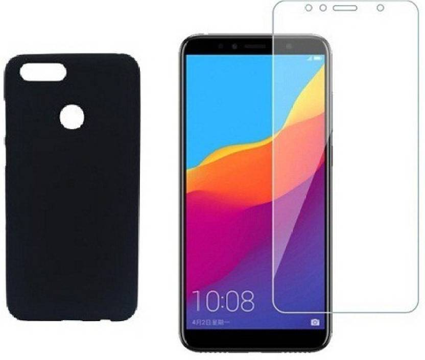 newest 7080a 68a16 7Rocks Cover Accessory Combo for Huawei Honor 7A Price in India ...