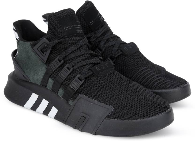 75102f412387 ADIDAS ORIGINALS EQT BASK ADV Baseketball Shoes For Men - Buy CBLACK ...