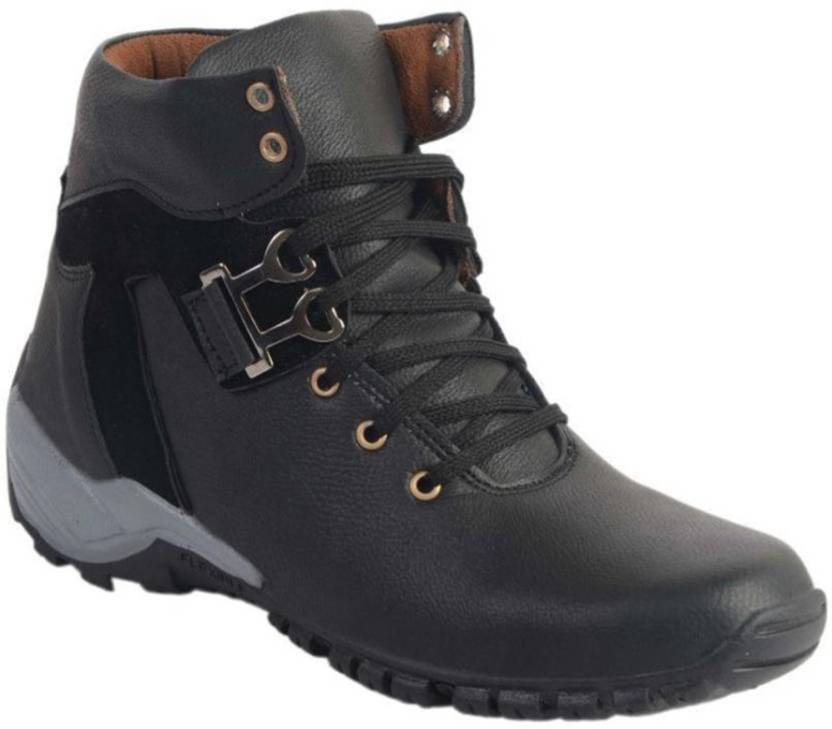 3b155b19986 Safety Care Boots For Men