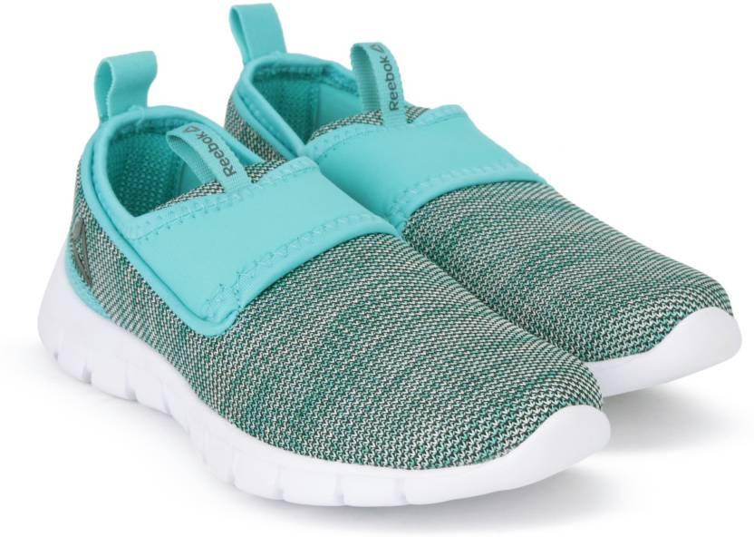 REEBOK TREAD WALK LITE PRO Running Shoes For Women - Buy TEAL GREEN ... 1fd7788a8