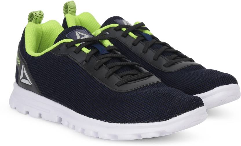d125ef606f0c17 REEBOK SWEEP RUNNER Running Shoes For Men - Buy NAVY BLACK YELLOW ...