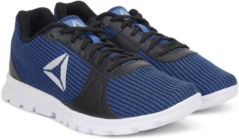 77a9485471 REEBOK RUNTHUSIASTIC Running Shoes For Men - Buy AWESOME BLUE BLACK ...