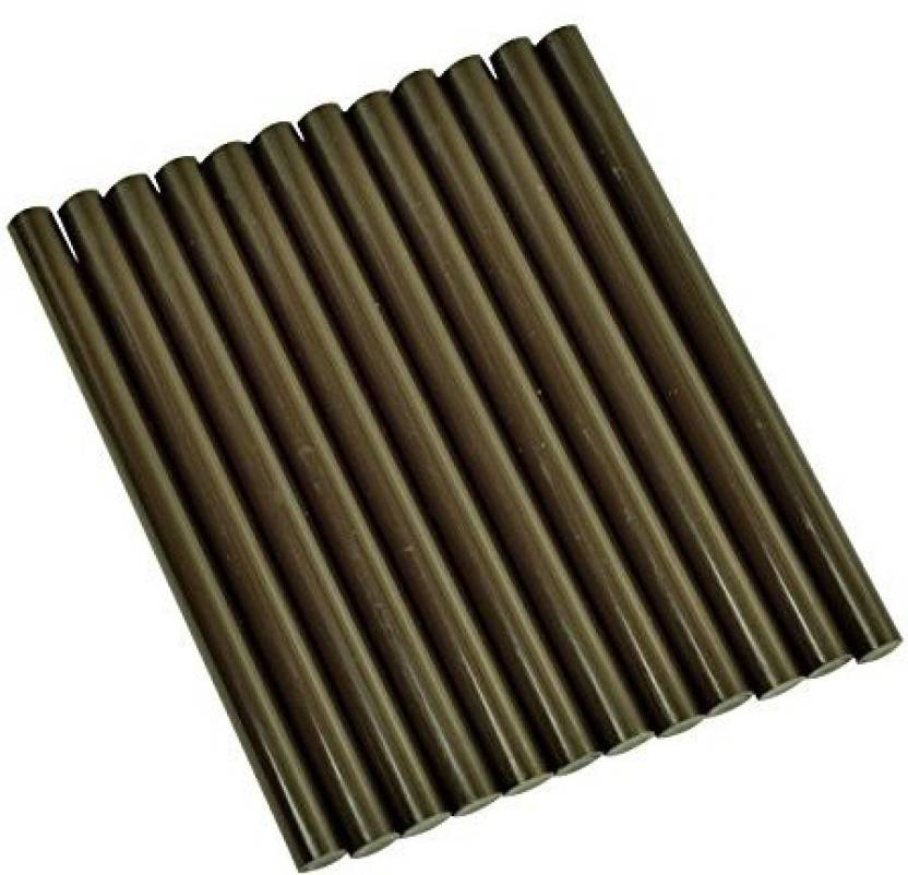 78818a69db2 Generic GlueSticksDirect Brown Dark Chocolate Colored Glue Stick mini X 4