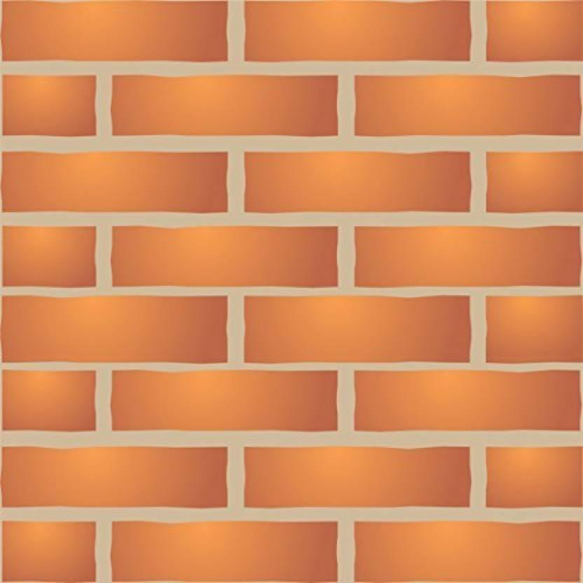 Generic Brick Wall Stencil (size 13