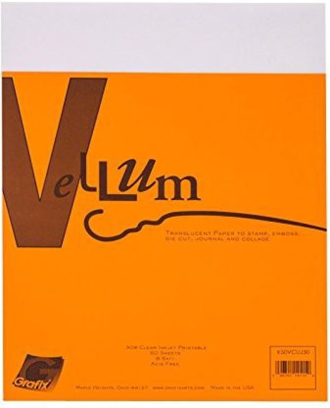 It's just a photo of Printable Vellum pertaining to printed