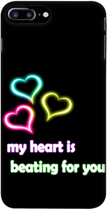 Flipkart SmartBuy Back Cover for Apple iPhone 7 Plus Multicolor