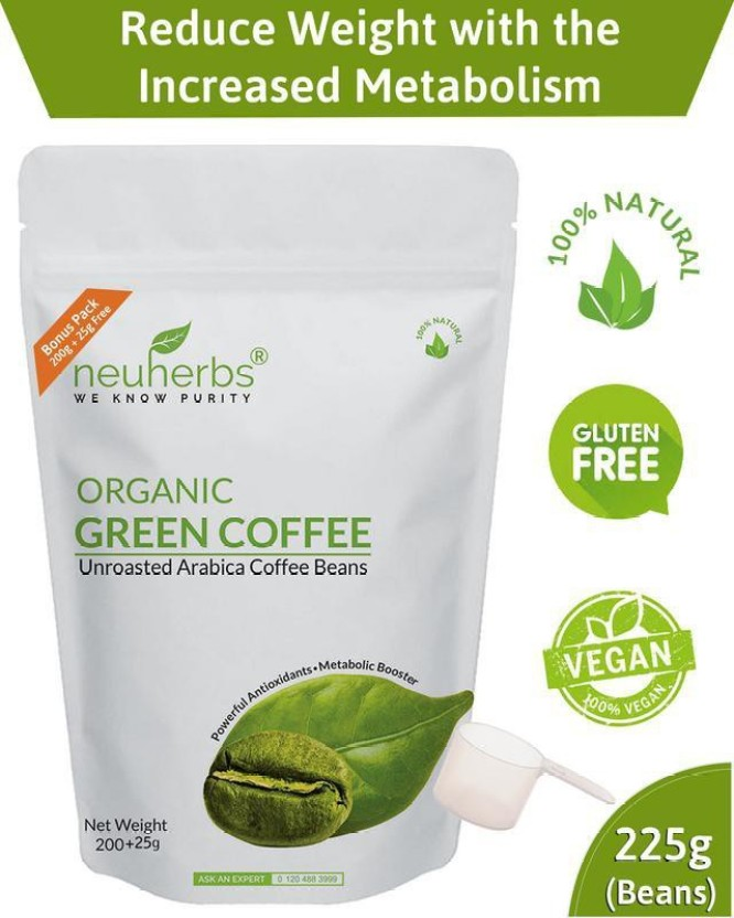 Can green coffee help weight loss