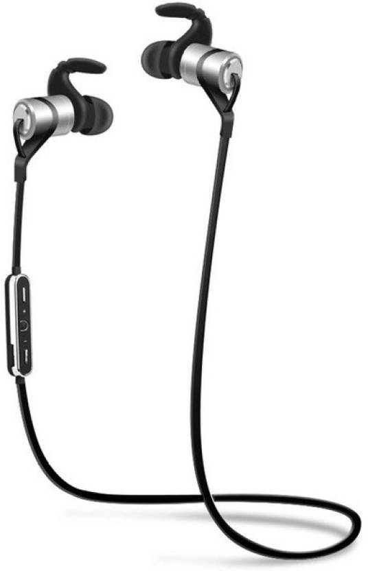 d3d1135cb0f9 Shrih Sport Sweatproof Bluetooth Headset with Mic Price in India ...