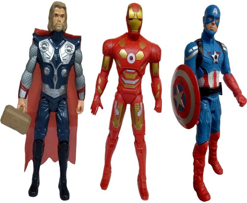 CAPTAIN AMERICA IRON MAN THOR SPIDERMAN NECKTIE NEW TIE AVENGERS DC COMICS