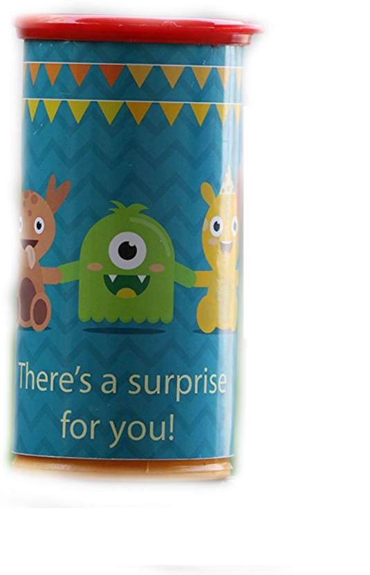 Shrih Funny Glitter Bomb Party Popper Prank Gift Gag Toy