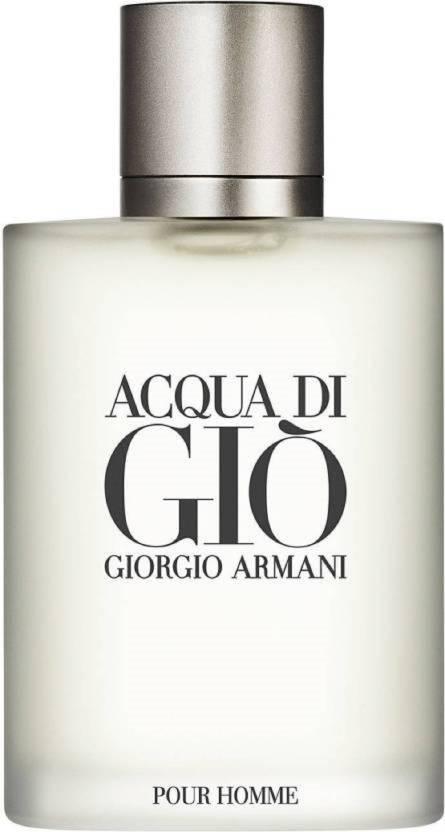 c22ea83af Giorgio Armani Perfumes Acqua Di Gio Pour Homme Men's Eau de Toilette - 100  ml