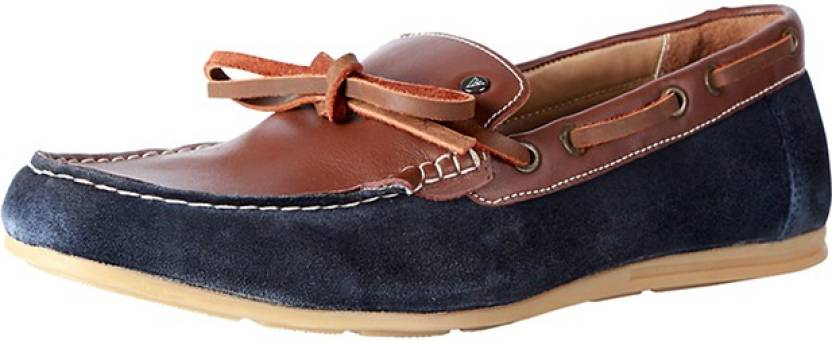 8a1a7a4493bb Van Heusen Boat Shoes For Men - Buy Van Heusen Boat Shoes For Men ...