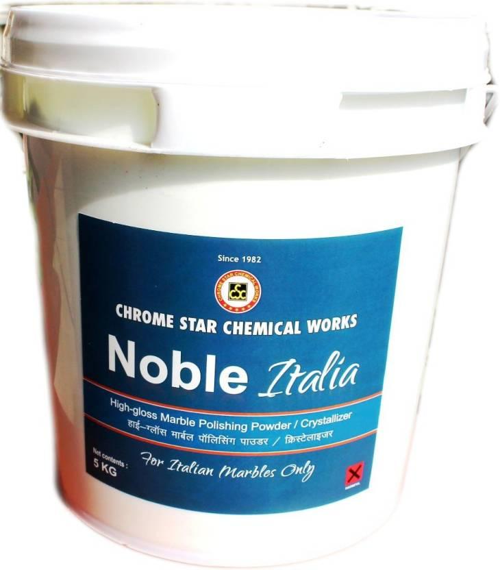 Chrome Star Chemical Works Noble Italia Marble Polishing