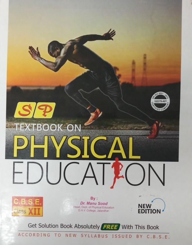 Physical Education Class 12 Cbse Book