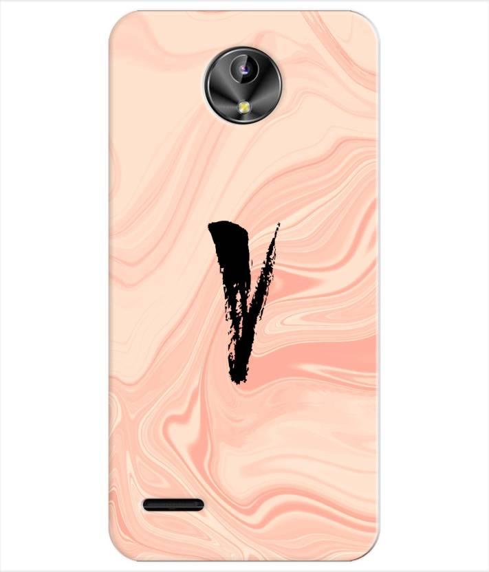 Pinaaki Back Cover for Intex Aqua Amaze Plus Multicolor, Silicon