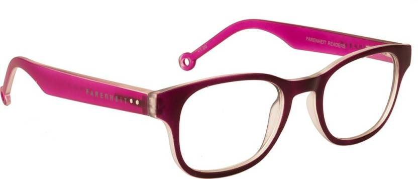 05477a3d7f Farenheit Full Rim (1.75) Square Reading Glasses Price in India ...