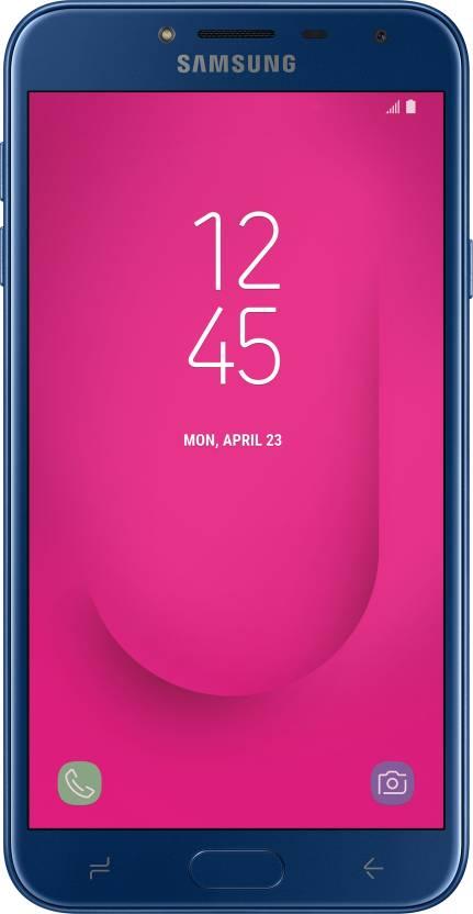 Samsung Galaxy J4 (Blue, 32 GB)(3 GB RAM)