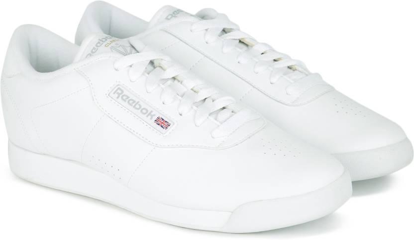 bf0e33df53ad REEBOK CLASSICS PRINCESS Sneaker For Women - Buy WHITE INTL Color ...