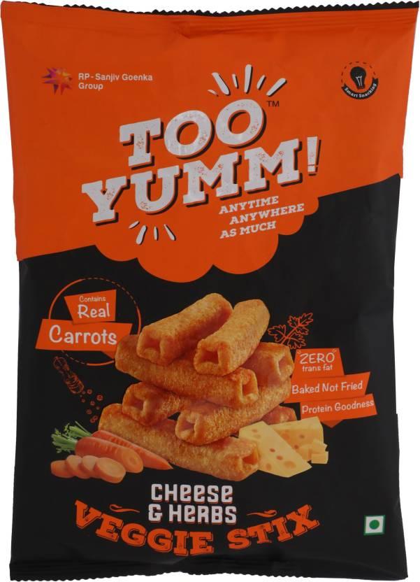 Too Yumm! Cheese and Herbs Veggie Stix
