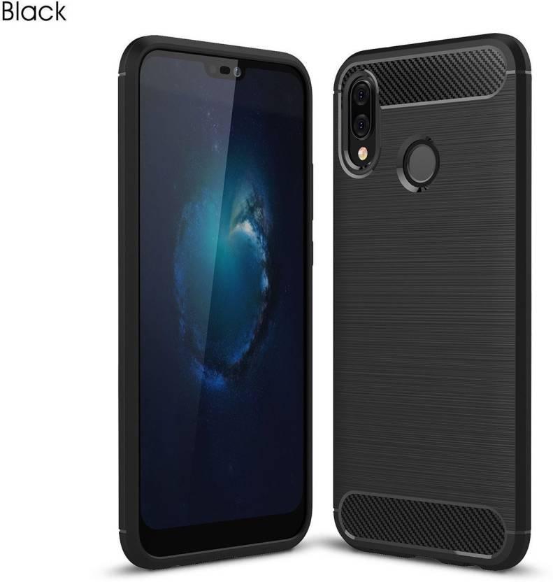 newest 1af51 6841b S-Fancy Back Cover for Huawei Nova 3e