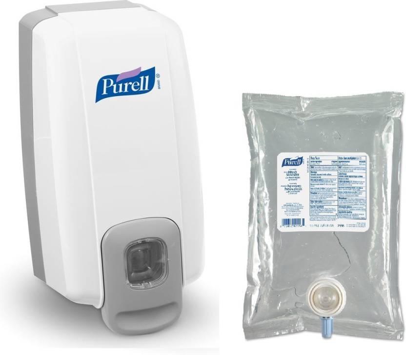 Purell Manual Hand Sanitizer Dispenser Refill Combo Starter Kit
