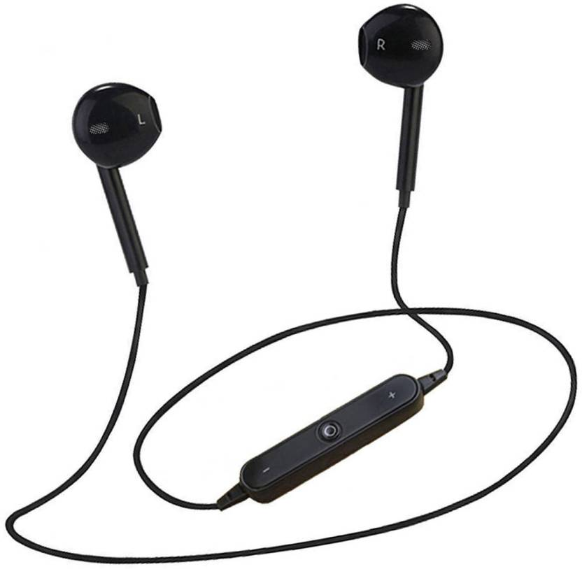 c4998a02820 BUY SURETY S6 Bluetooth Wireless Earphone Sports Wireless Headphone with  Strong anti-interference Stereo Bass Earbuds ...