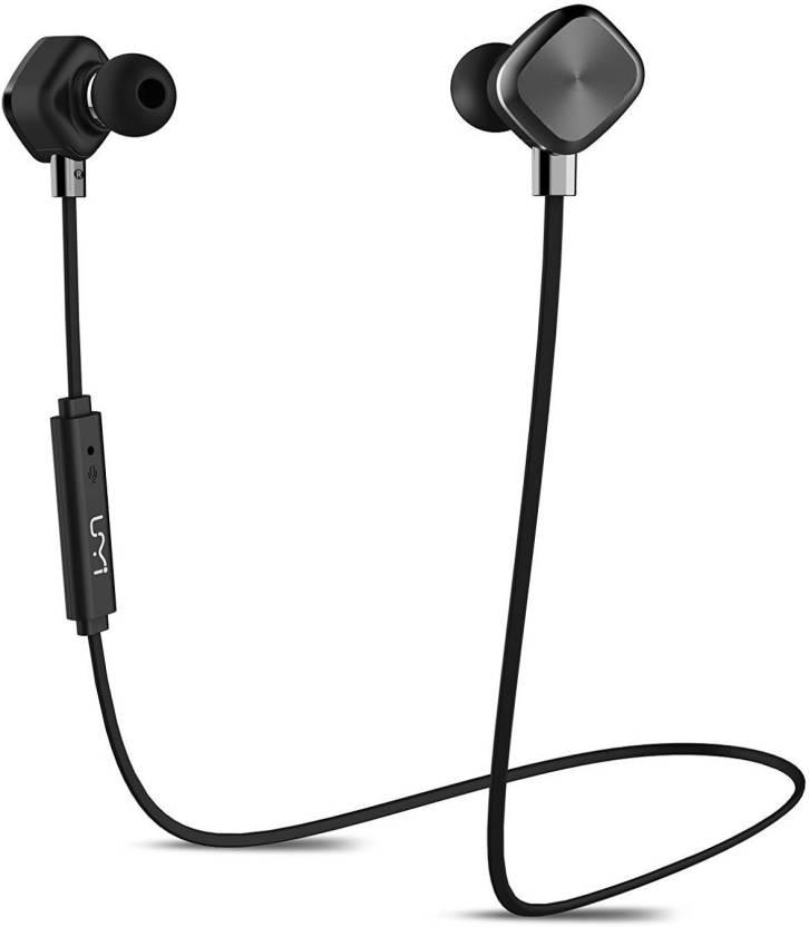 c0f850db888 umidigi UMI-BTA6 Magnetic Bluetooth Earphones CVC 6.0 Noise Cancellation,  IPX6 Sweatproof and 120mAh