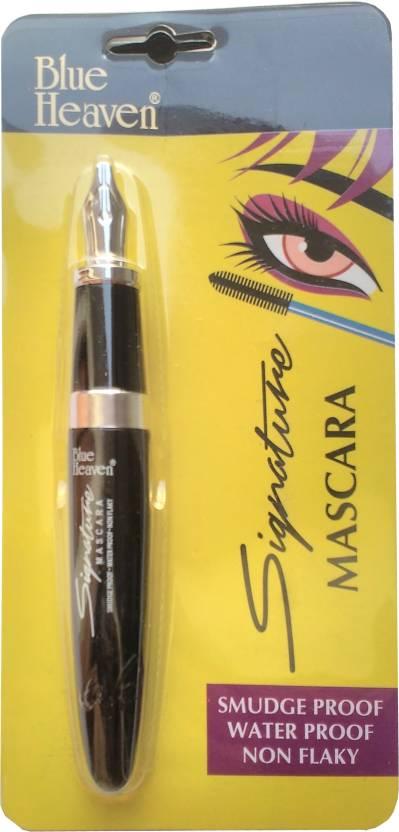 e7bd3841b88 Blue Heaven signature mascara water proof & smudge proof 10 ml (black)