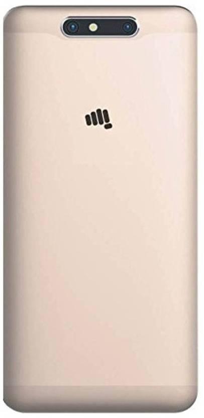 Micromax Dual 4 (Champagne, 64 GB)(4 GB RAM)