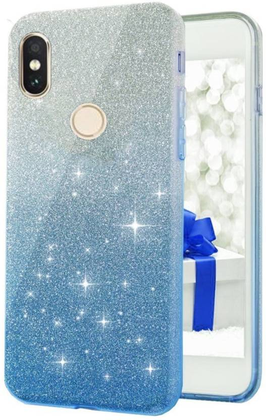 hot sale online 406ac 25c84 Dream2Cool Back Cover for Glitter Sparkle Transparent Case Back ...
