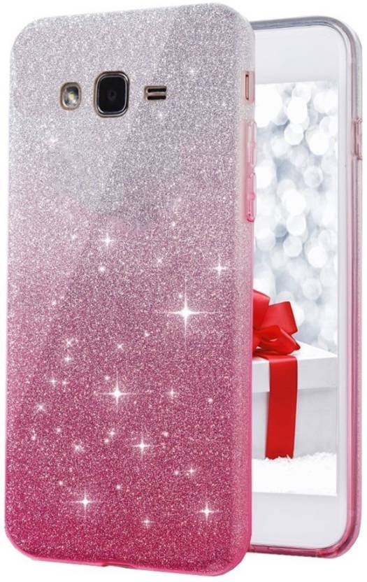 save off a3973 4dfc5 Dream2Cool Back Cover for Glitter Sparkle Transparent Case, Soft ...
