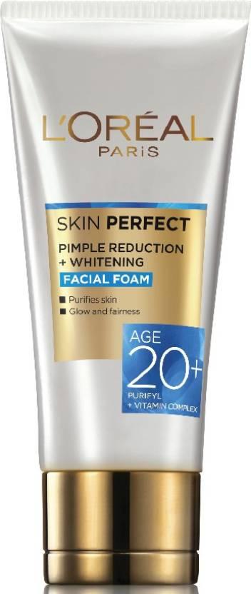 L'Oreal Paris Skin Perfect 20+ Facial Foam Face Wash