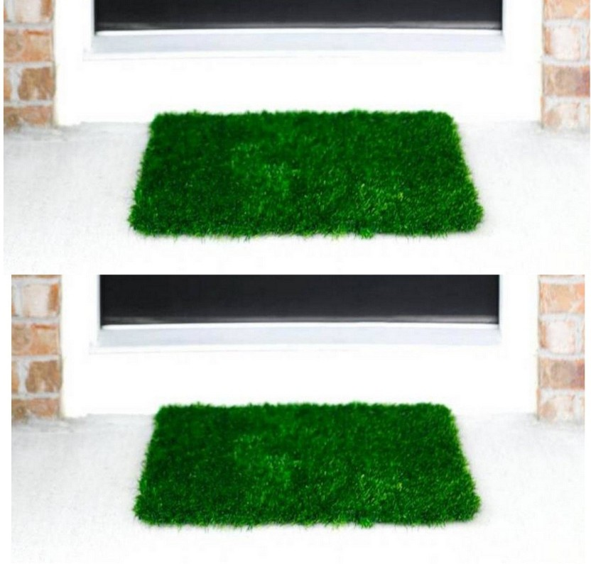 LooMantha Artificial Grass Door Mat & LooMantha Artificial Grass Door Mat - Buy LooMantha Artificial Grass ...