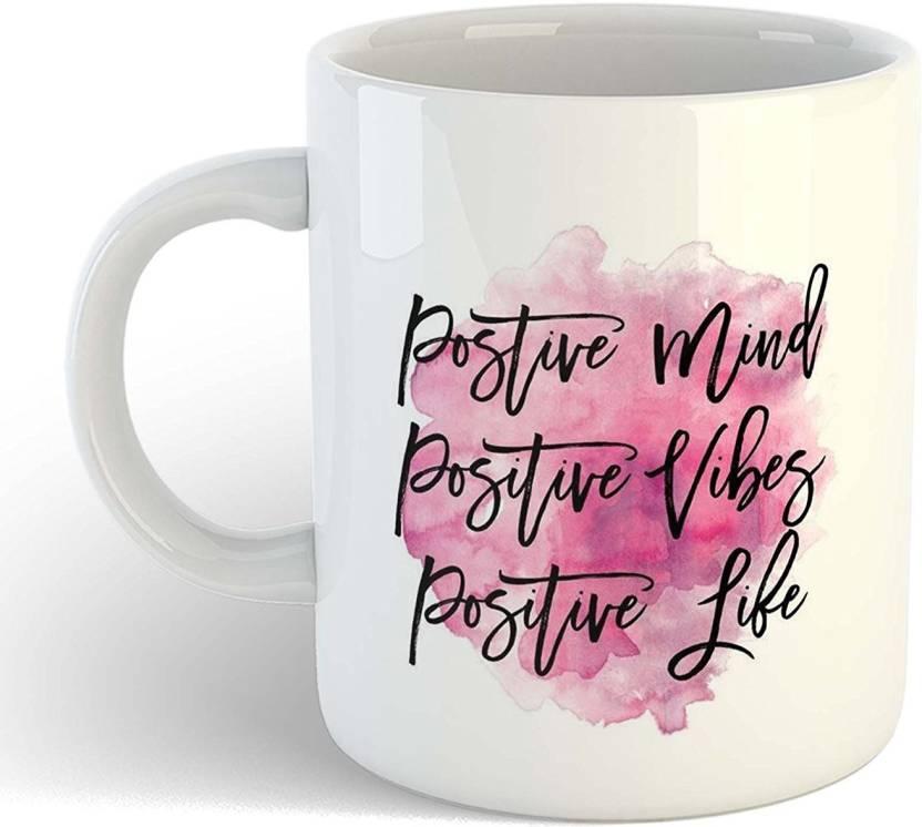 Ikraft Positive Mind Positive Vibes Positive Life Motivational