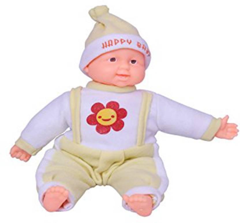 c3482adb5 Atorakushon ® Laughing Baby Stuffed Soft Plush Happy Baby Boy girl ...