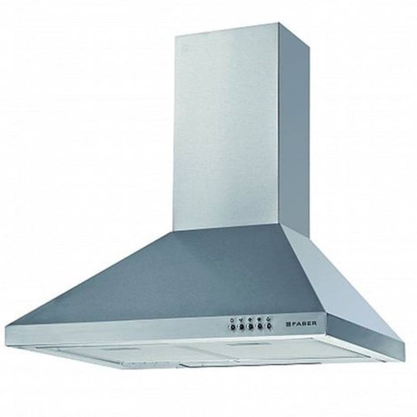 Faber Conico SS 60 Wall Mounted Chimney