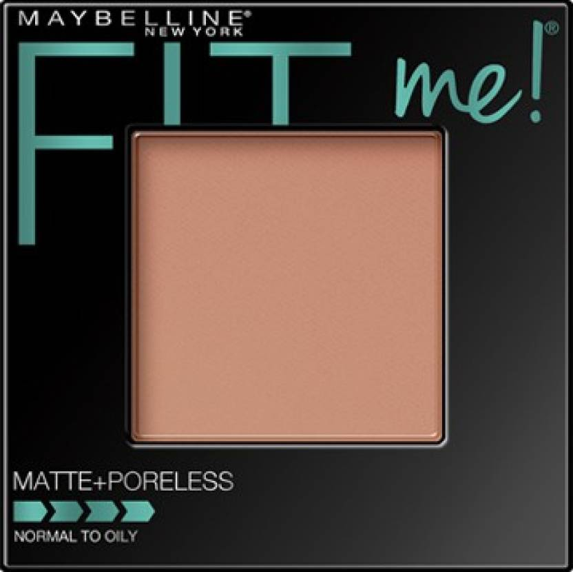 Maybelline Fit Me Matte Plus Poreless Powder Compact