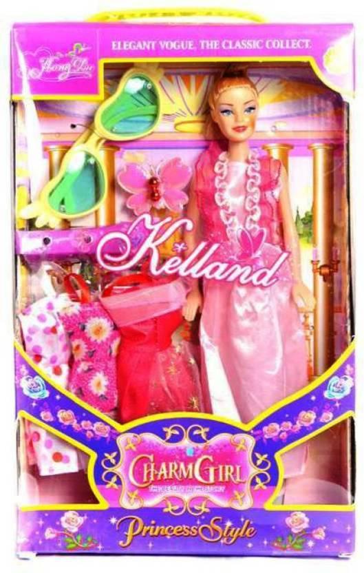 c972d79d39310 SHIVA1341 Kelland Charm Girl Princess Style - Kelland Charm Girl ...