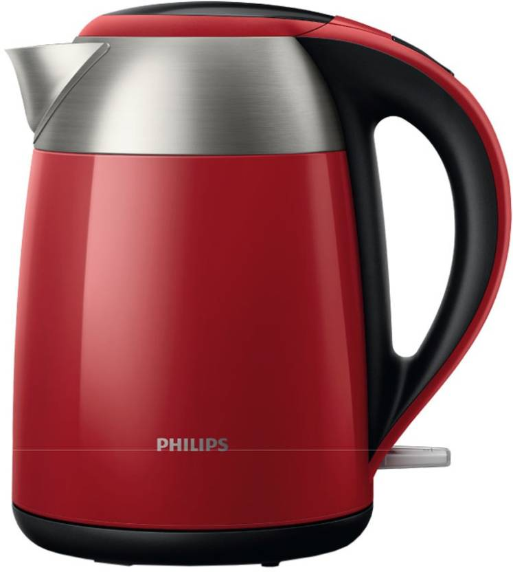 Philips HD9329/06 Electric Kettle 1.7 L, Red