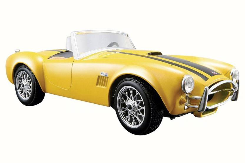 Maisto 1965 Shelby Cobra 427 Convertible 31276 1/24 Scale