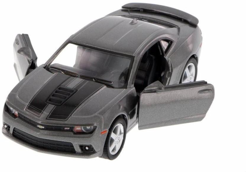 KINSMART 2014 White Chevy Camaro Car SCALE 1:38 Diecast