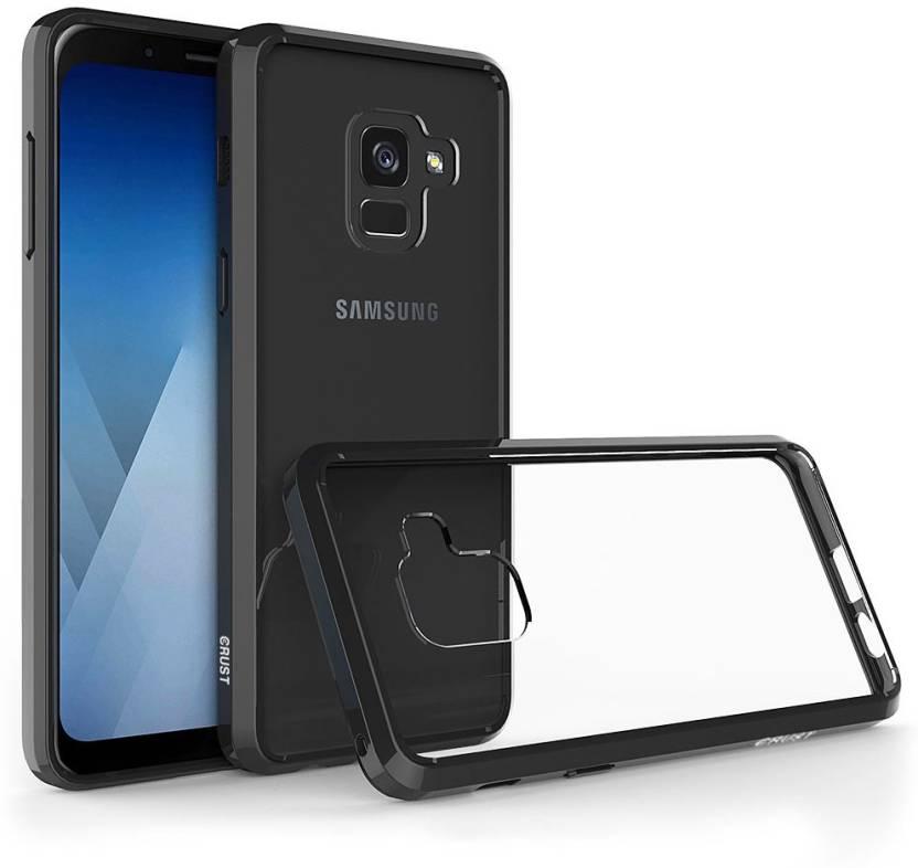 more photos 3d361 12e04 Crust Back Cover for Samsung Galaxy A8+, Samsung Galaxy A8 Plus
