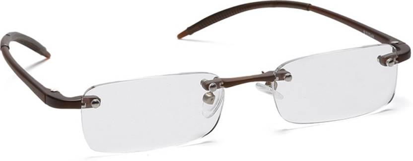 dc3e291d7f0 Titan Rimless (+1.00) Rectangle Reading Glasses Price in India - Buy ...