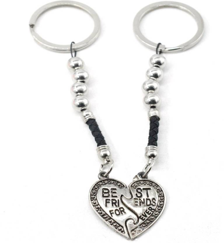 6c864ca2fd Faynci Best Friends Forever Magnetic Couple Key Chain for Gifting for  Valentine Day/Birthday/Friendship Day Key Chain Price in India - Buy Faynci  Best ...