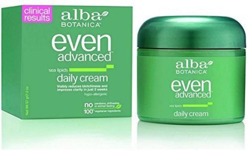 Alba Botanica Even Advanced Sea Lipids Daily Cream - Price