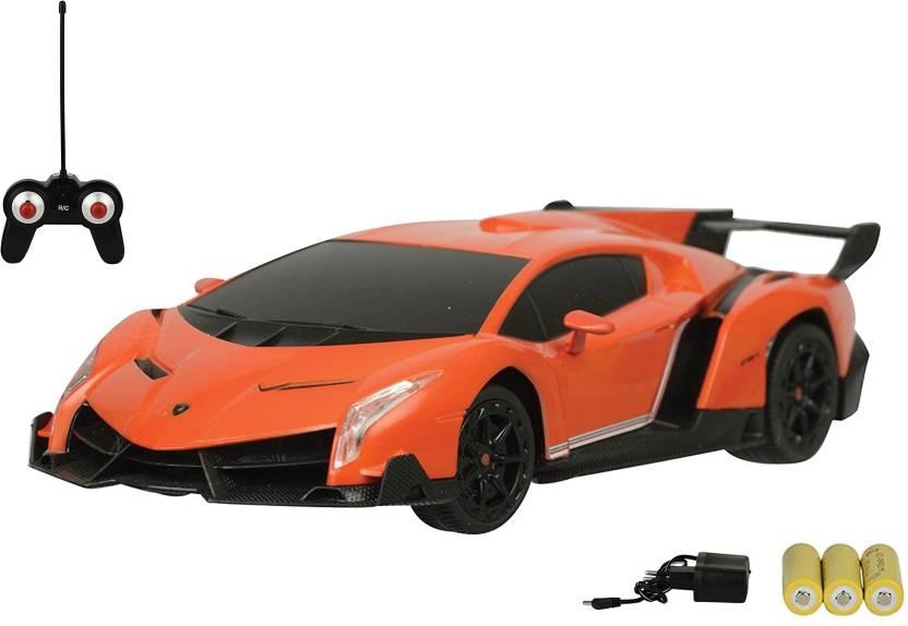 Turbos 1 24 Remote Control Lamborghini Veneno Licensed Toys Car