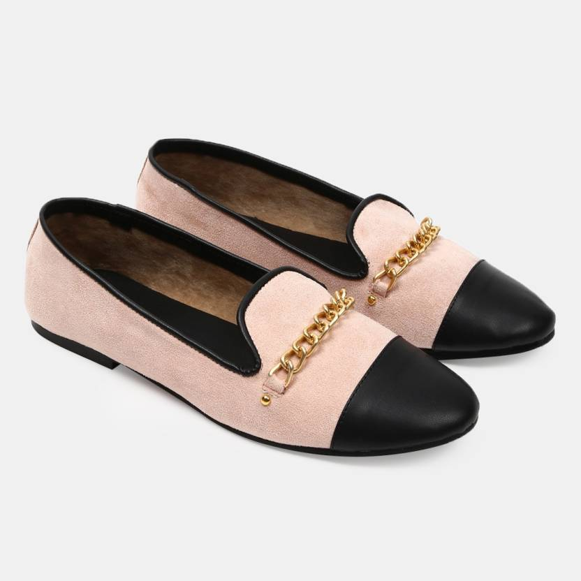 711f6fe9816 Cara Mia Loafers For Women - Buy TAN Color Cara Mia Loafers For ...