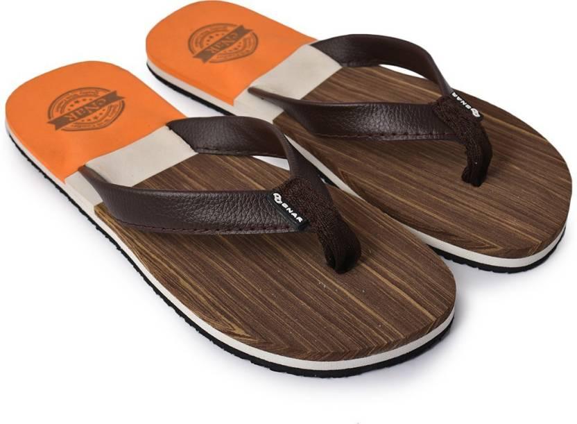 276a208e63f0 eNaR Women s Brown Orange Color Thong-Style (Size-8) Flip Flops - Buy  Multicolor Color eNaR Women s Brown Orange Color Thong-Style (Size-8) Flip  Flops ...